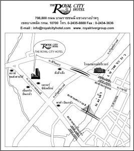 Map City Thai